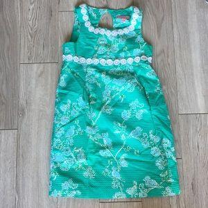Lilly Pulitzer Girls Shift Dress size 12